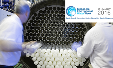 Upcoming events | 2016 Singapore international water week |11-13th Jul |Booth B2-L12