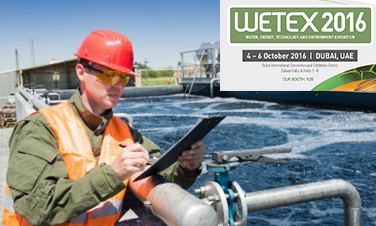 Upcoming events | WETEX 2016 |4-6th Oct |Dubai |Booth R20